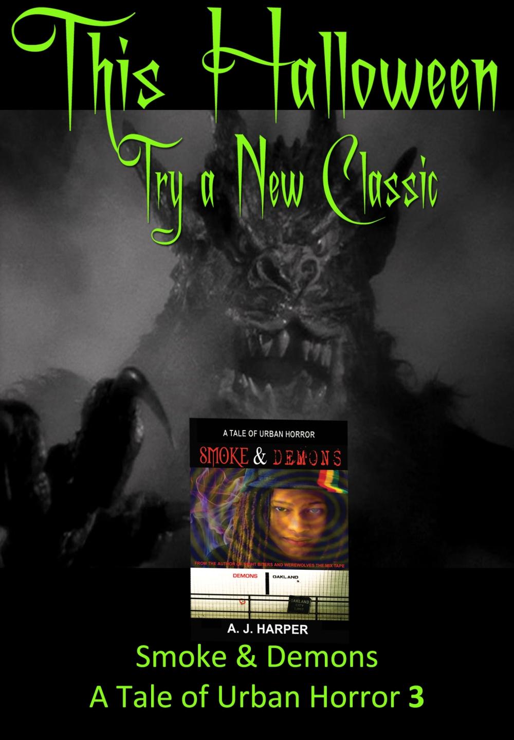 Smoke & Demons Halloween 3